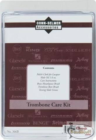 Selmer 366B Trombone Care Kit