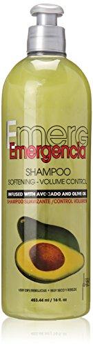 Toque Magico Emergencia Shampoo, Avocado/Olive, 16 Ounce ()
