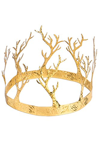 Forum Novelties Party Supplies Medieval Fntsy Crown Of Antler, Multi, Standard