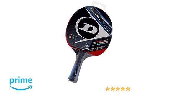 Dunlop Bt Revolution 6000 - Pala de ping pong, talla 6000: Amazon.es: Deportes y aire libre