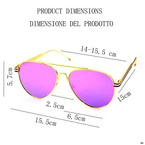 Viola hombre de Violet Gafas VISION sol Y M para 4qYUxY0w