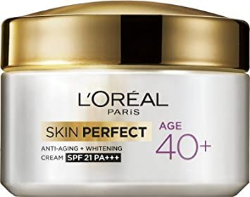 Amazon.com : L 'Oreal Paris Skin Perfect Anti-aging and Whitening ...