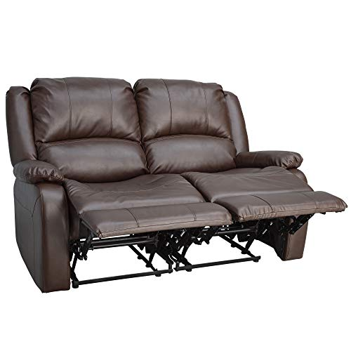 Recpro Charles Collection 58 Quot Double Recliner Rv Sofa