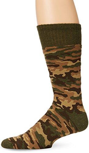 Carhartt Men's Camo Boot Socks,  Olive, Sock Size:10-13/S...