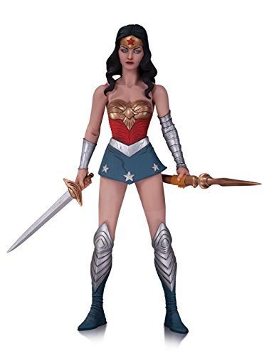 - DC Collectibles DC Comics Designer Action Figure Series 1: Wonder Woman by Jae Lee Action Figure