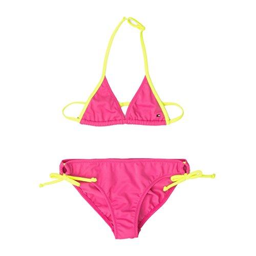 Tommy Hilfiger Girl's Bikini Set (12 Years, Cristin Pink)