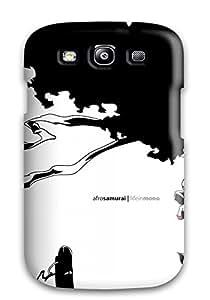 OhNrsVk6310rXobh Afro Samurai Anime Game Awesome High Quality Galaxy S3 Case Skin