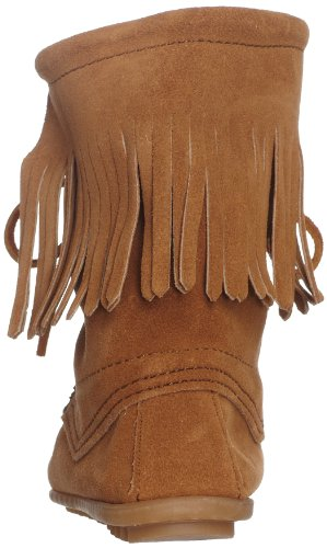 Hi Suede Minnetonka Boot Women's Taupe Tramper Ankle wY1t6Y