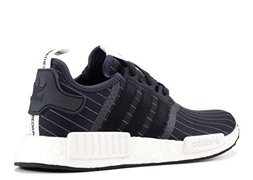 Adidas Originals X Bedwin Nmd R1 Negro The Heartbreakers Bb3124 Tamaño Ee. Uu. 10