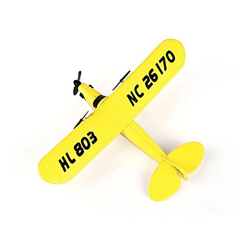 2 Channel Plane - YiDing 2.4G 2-way FX803 Telecontrol Glider EPP Fixed Wing Remote Control Aircraft Model Toy