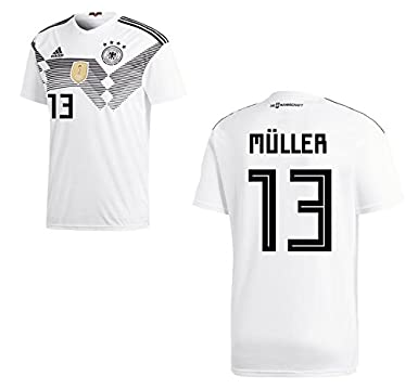 Trikot Kinder DFB 2018 Home WC Müller 13