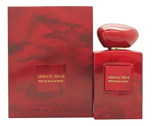 Giorgio Armani Prive Rouge Malachite Eau De Parfum Spray, 3.4 Ounce Armani Beauty Rouge