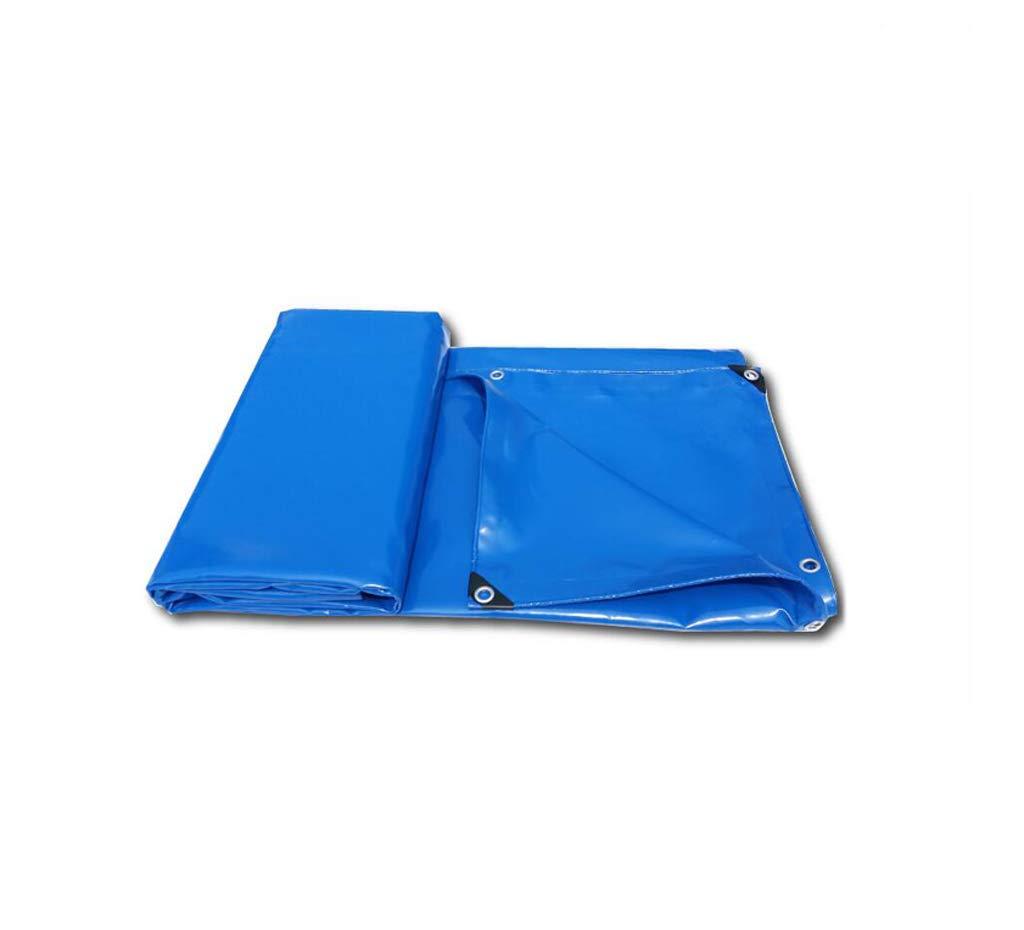 ターポリンブルー充填スカイライトサンシェードピクニックキャンプアウトドア家具/様々なサイズから選択する (サイズ さいず : 3.8Mx5.8M) 3.8Mx5.8M  B07JNT4KS7