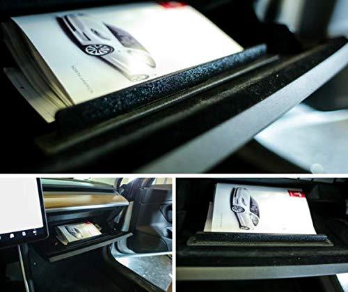 EVANNEX Glove Box Bumper for Tesla Model 3
