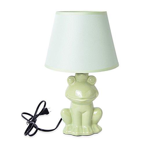 Shop LC Delivering Joy Home Decor Modern Green Frog Table Desk Lamp 14x4