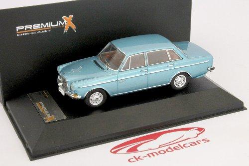 1/43 ボルボ 164 1968 Mブルー PRD247