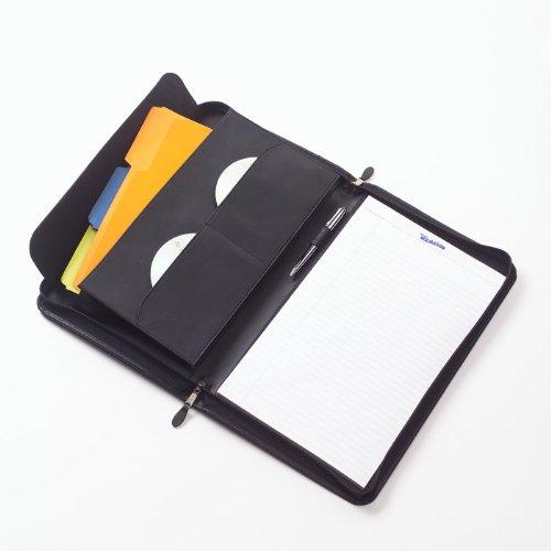 Professional Legal Zip Portfolio Customize: - Clava Binder