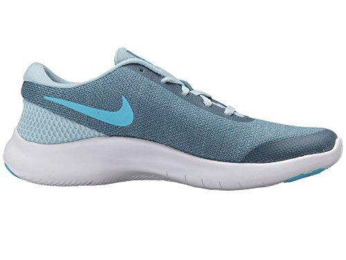 Nike Womens Flex Experience RN 7, Noise Aqua/Lagoon Pulse-Ocean Bliss, 6 B(M) US