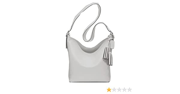 Amazon.com  Coach Legacy Leather Duffle Convertible Tote   Crossbody Bag  Handbag  Shoes 976c43219a9ea