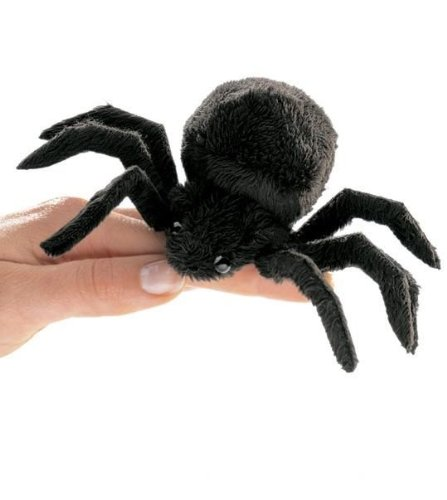 Mini Spider Finger Puppet By ()