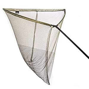 Sonik carp landing net with rod, 180 cm, S1 42 inches, landing net for carp fishing, large with one-piece carbon rod and…