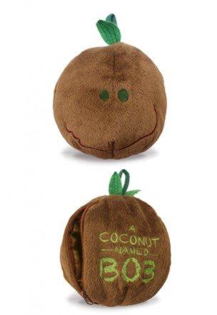 Island Heritage A Coconut Named Bob Hawaiian Book Toy Plush