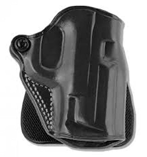 Galco Glock 27 - Galco Speed Paddle Holster for Glock 26, 27, 33 (Black, Right-hand)