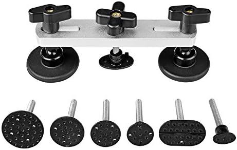 Silver Weylon PDR Kit de herramientas de /último dise/ño que tira del puente de la abolladura del removedor de mano del sistema de herramienta para la reparaci/ón de abolladuras sin pintura Instrumentos Tool kit