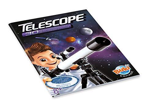 BUKI TS007B Teleskop 30 Aktivit/äten