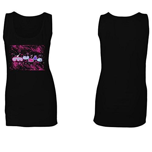 0613186238ca8 best Regalo de la música la danza divertida canta arte de la canción  camiseta sin mangas