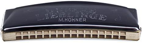 Hohner Unsere Lieblinge 32 C - C-Dur, 32 Stimmen, Oktav