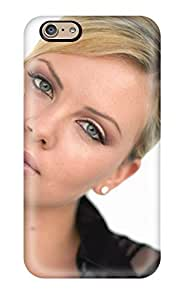 Hot Tpu Cover Case For Iphone/ 6 Case Cover Skin - Charlize Theron 77