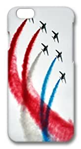 Aviation In France Polycarbonate Hard Case Cover for iphone 6 plus 5.5 inch 3D