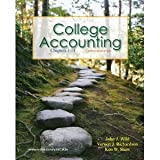 College Accounting : Chapters 1-29, Wild, John J. and Richardson, Vernon J., 0077268733