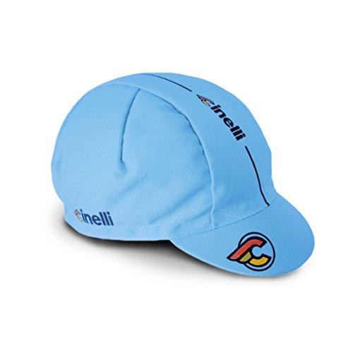 negro Mütze ciclismo talla Supercorsa única para Gorra hombre de color azul Cinelli gRqwR