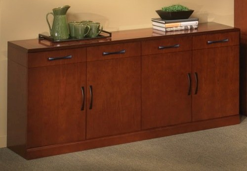 Mayline Credenza Sorrento Series Buffet Cabinet 72
