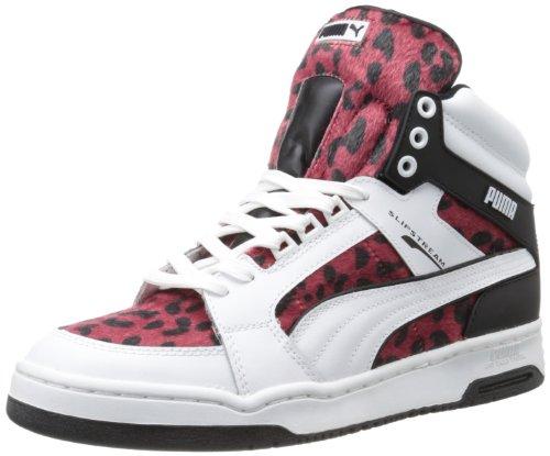 Puma - - Herren-Slip Stream ANML Schuhe White/Red