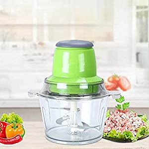 Kian Grinding Meat and Multipurpose Vegetable Juicer Electric Food Chopper with Stainless Steel Blade (Multicolour)