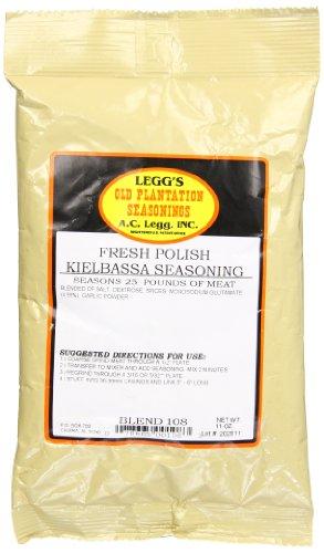 - A.C. Legg Fresh Polish Kielbasa Seasoning