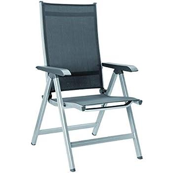 Amazon.com: Kettler Basic Plus – Silla plegable, color gris ...