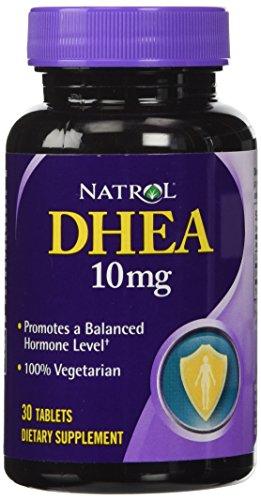 Natrol DHEA Vegetarian Tablets 30 Count