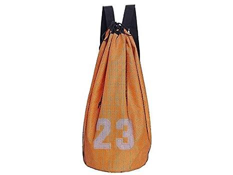 Exterior 23 Cantidad de mochila de fútbol para el gimnasio Bolsas de zapatos Bolsillos para zapatos