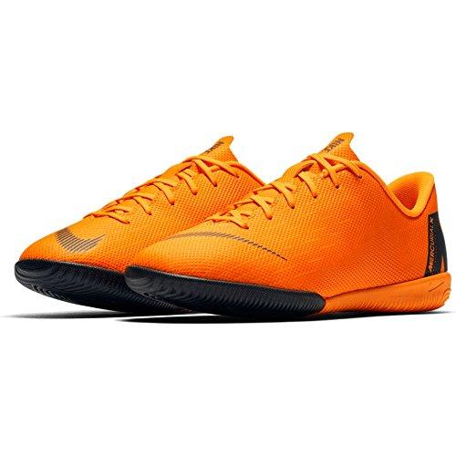 Nike Grade-School Kids Jr. VaporX 12 Academy (IC) Indoor/Court Football Boot Nº34