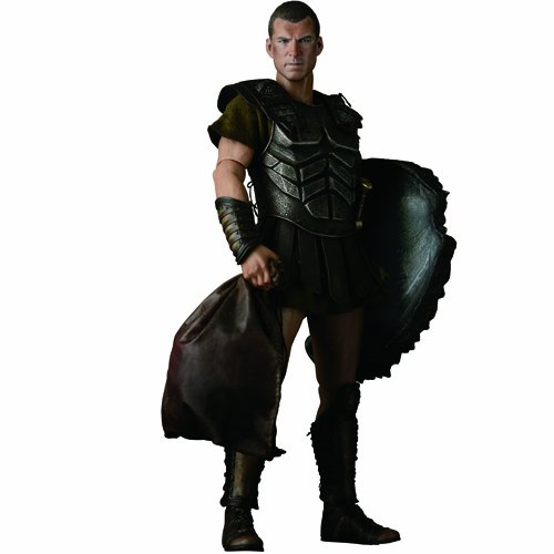 Clash of the Titans 2010 Movie Hot Toys Movie Masterpiece 1/6 Scale Collectible Figure Perseus (Clash Of The Titans Perseus)