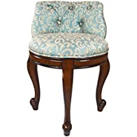 Design Toscano HA6663 Empress Sisi Vanity Chair