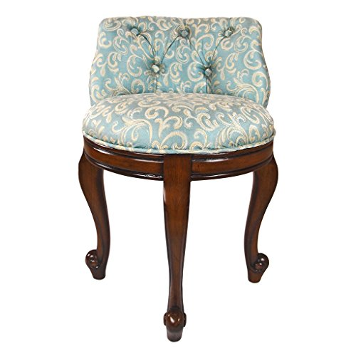 Design Toscano HA6663 Empress Sisi Vanity Chair (Bedroom Empress)