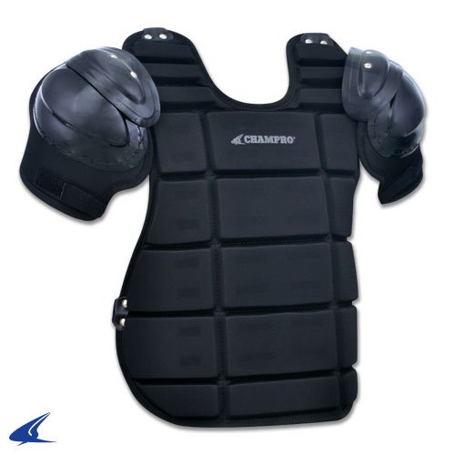 Airtech Inside Chest Protector - Cp8-b - Baseball And Softball Baseball And Softball Protective Gear Umpire Chest Protectors CP8-B