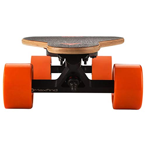 Maxfind Electric Longboard Skateboard 18.6 mph 1000 w Motor 38
