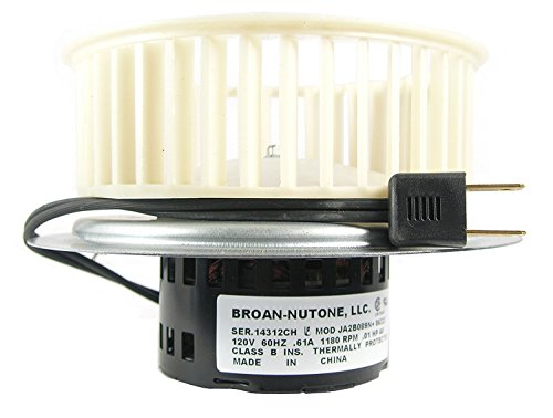 (NuTone 0695B000 Motor Assembly for QT80 Series)
