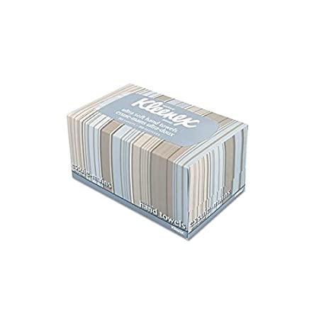 Kleenex Ultra Soft Handtuch 26 x 22,5 cm 1-lagig, Zupfbox Box à 70 Tücher Kimberly-Clark